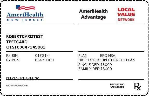 AmeriHealth New Jersey Benefits Employee Health Benefits MDLIVE